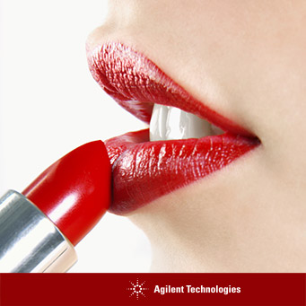 Agilent Technologies Blog The Invention of Smear-Proof Lipstick