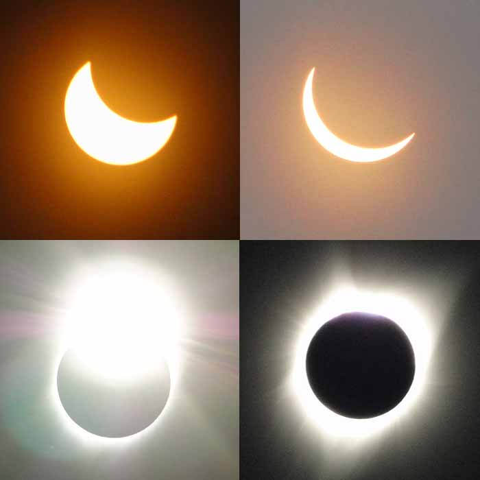 Agilent's blog writer travels to the solar eclipse
