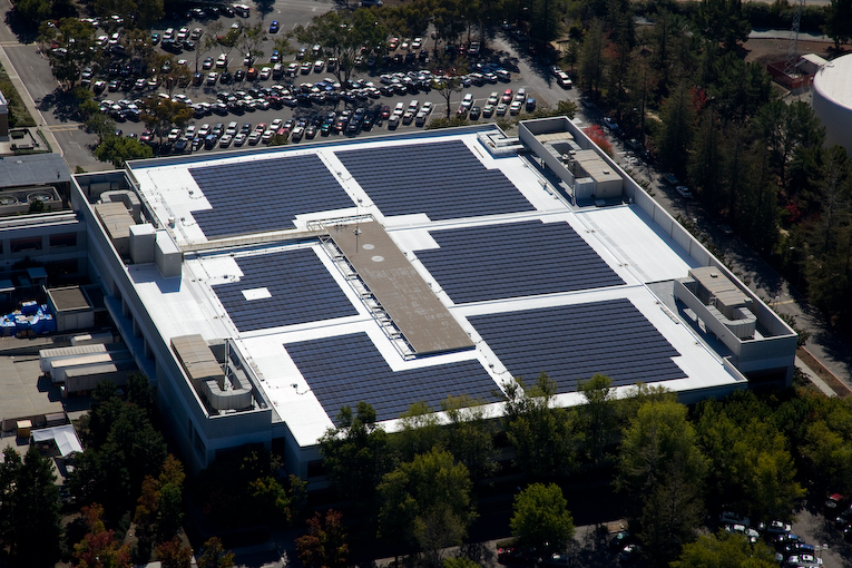 Agilent's corporate headquarters in Santa Clara, Calif.