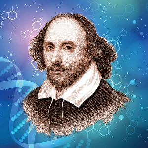 William Shakespeare was born on April 23, 1564.